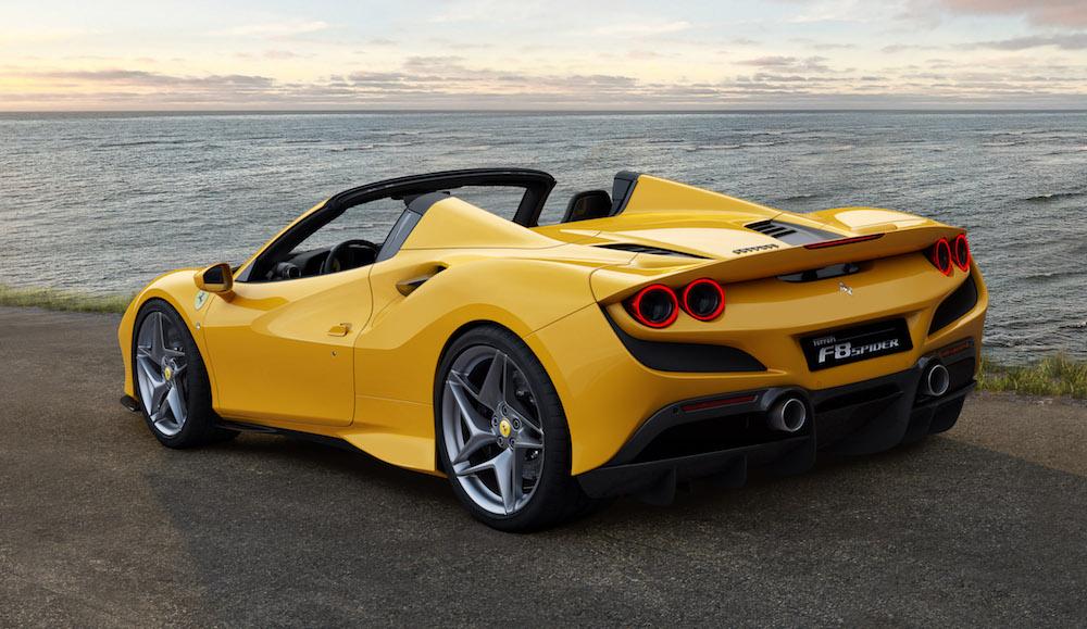 Ferrari F8 Spider, la evolución de la especie