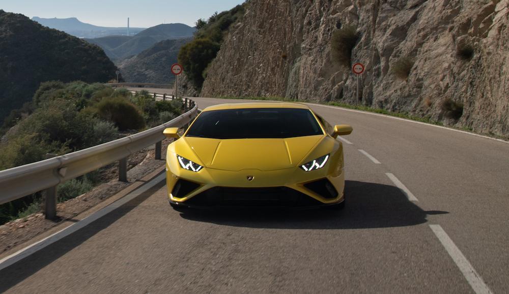 Lamborghini Huracán EVO RWD, tracción trasera y 610 CV para un mito