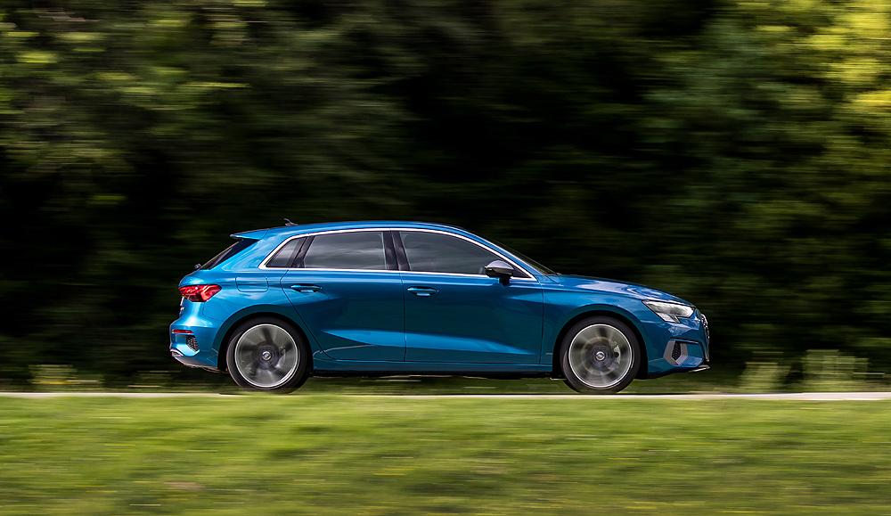 Al volante del nuevo Audi A3 Sportback. Estas son nuestras impresiones