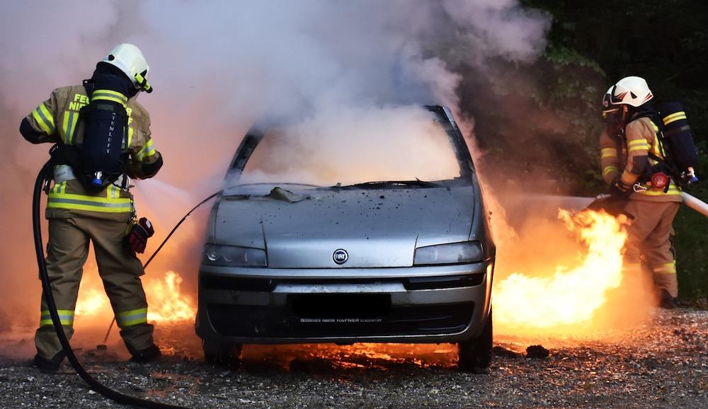 ¿Cuáles son las causas por las que se puede incendiar tu coche?