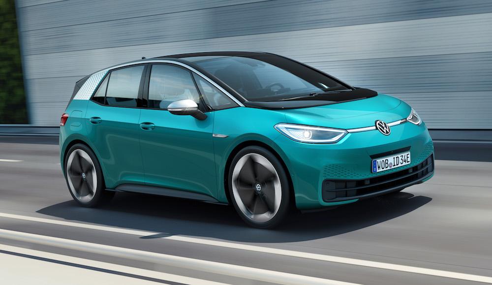A los mandos del VW ID.3, la revolución de la movilidad eléctrica