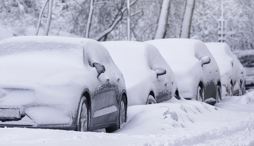 Cómo cuidar nuestro vehículo ante un temporal de frío