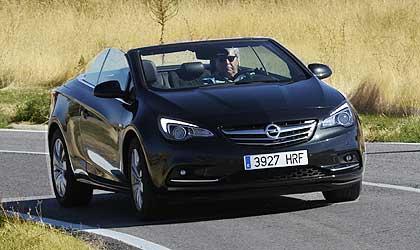 Opel-Cabrio