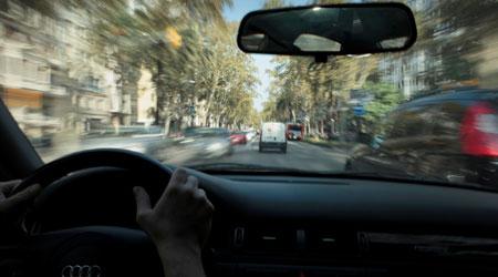 Actitudes al volante
