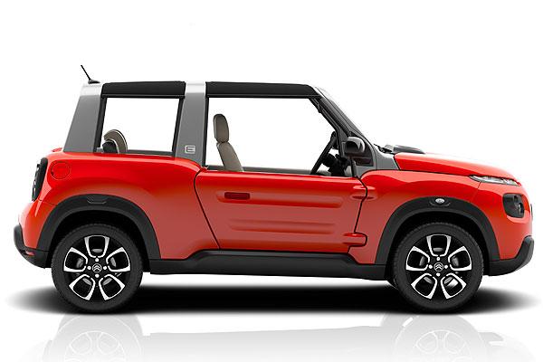 Citroën-e-Mehari