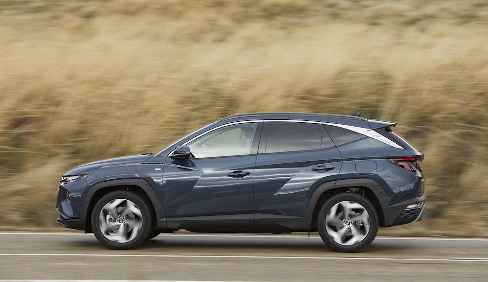 Al volante del nuevo Hyundai Tucson, mucho más que una estética rompedora