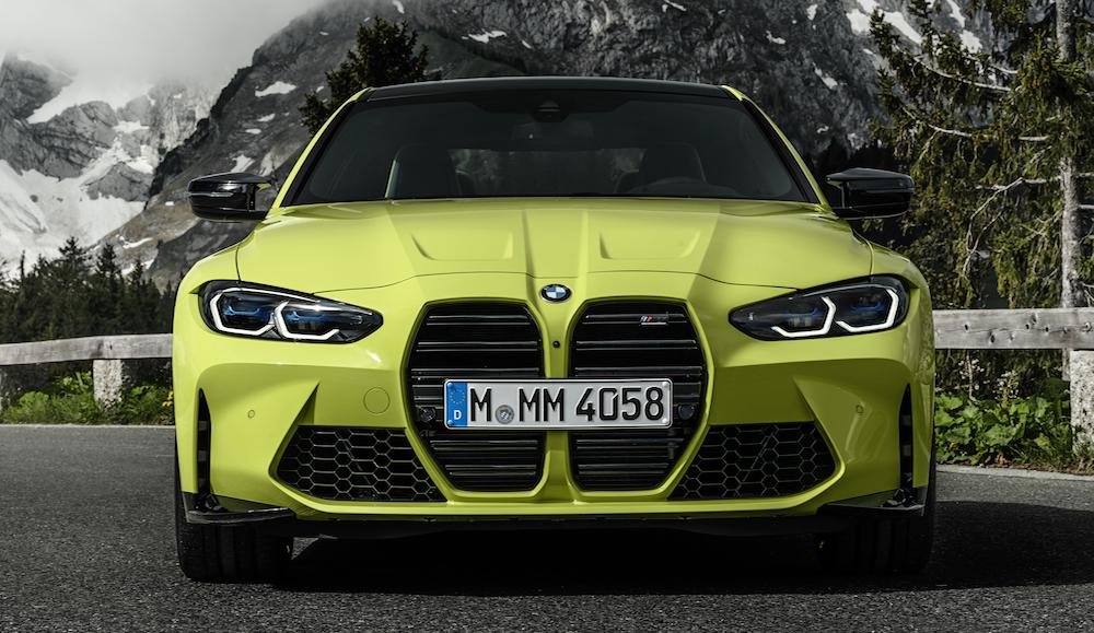 BMW M3 y M4 Competition, así es la nueva generación