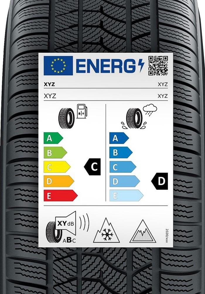Llega la nueva etiqueta europea, para que sepas qué neumático necesitas