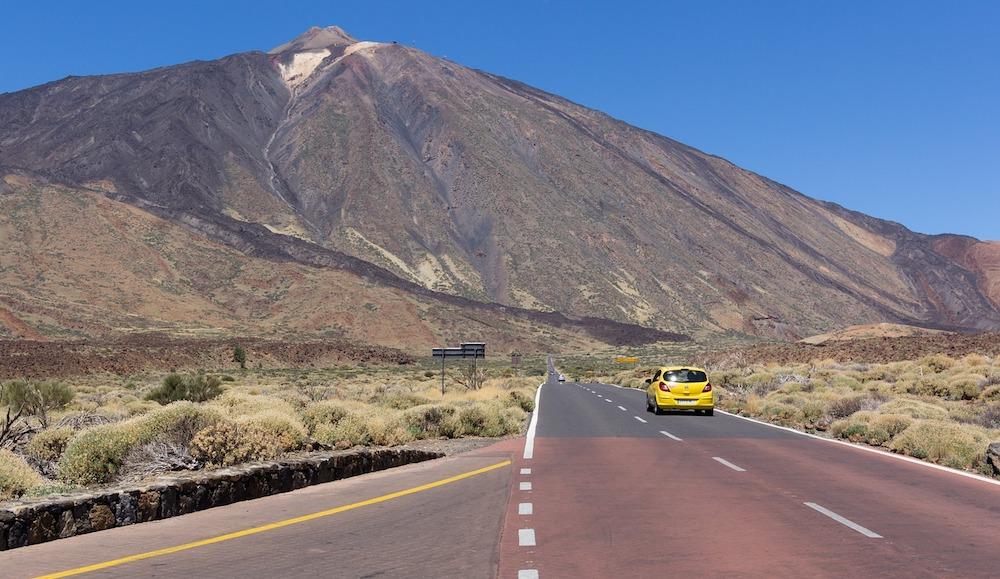 Estas son las cinco carreteras más altas de España