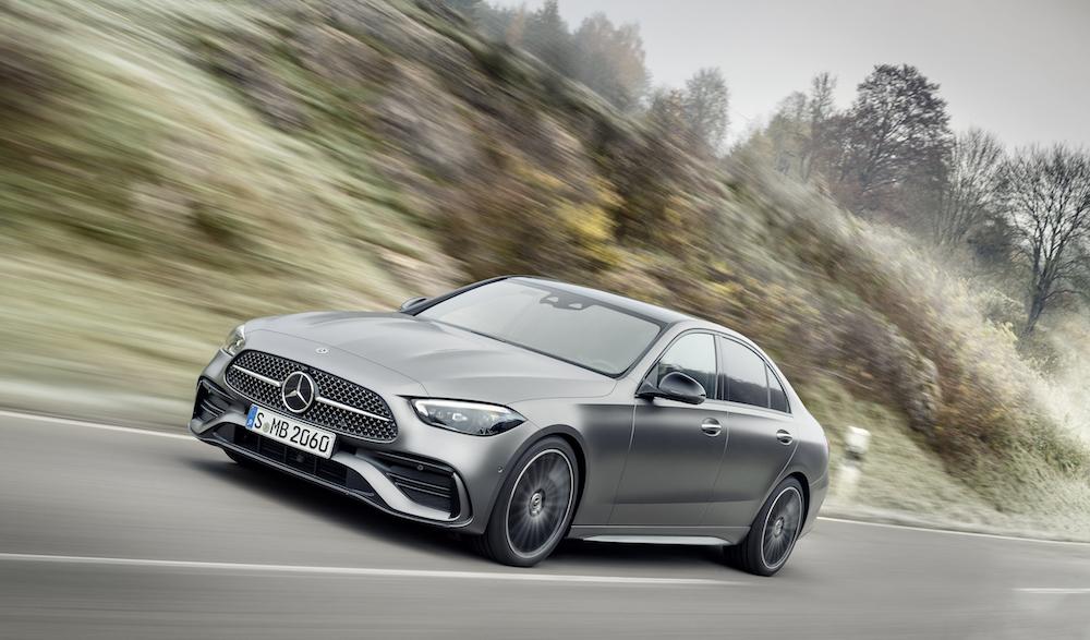Hemos conducido el nuevo Mercedes Clase C, tecnología en estado puro