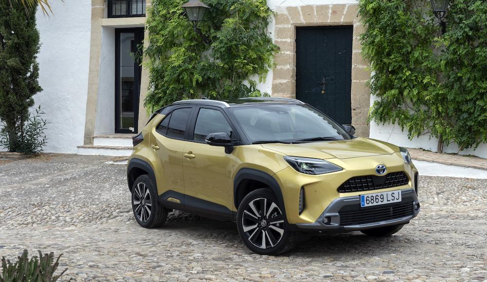 Nuevo Toyota Yaris Cross, un SUV híbrido a tener en cuenta