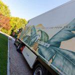 Se presenta el primer camión cuya pintura reduce CO2